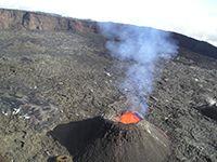 Volcanisme à la Réunion