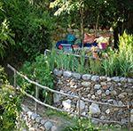 Du jardin paysan au jardin de plaisir
