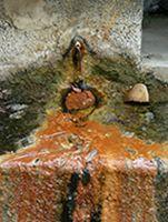 La valse des eaux en Ardèche.