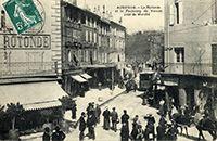Histoire de la carte postale en Ardèche.