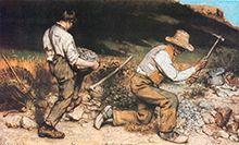 Apprendre à lire un tableau : Courbet, sur un air de scandale