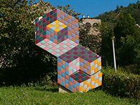 Aix en Provence : Vasarely et le Camp des Milles